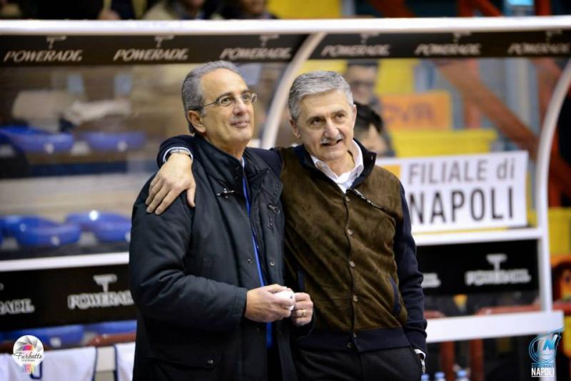 Basket A2. L'impresa di NAPOLI. Battuto C.Pusterlengo e a fine gara TUTTI IN…
