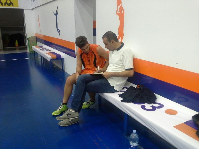 """Basket regionale serie d : Ercolano: Lettera di coach Caprio """"Disgustato da…"""
