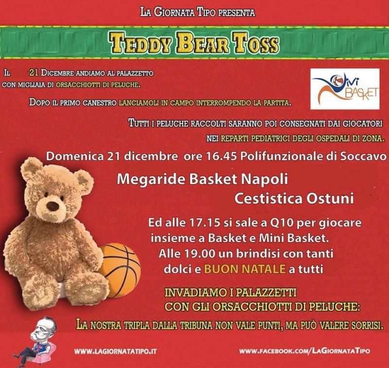 Megaride Basket Napoli