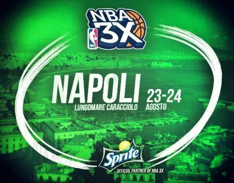 NBA TOUR NAPOLI 2014!!!!