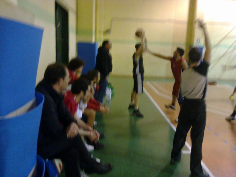 Presentazione della gara VIRTUS NEAPOLIS - OLIMPIA CAPRI