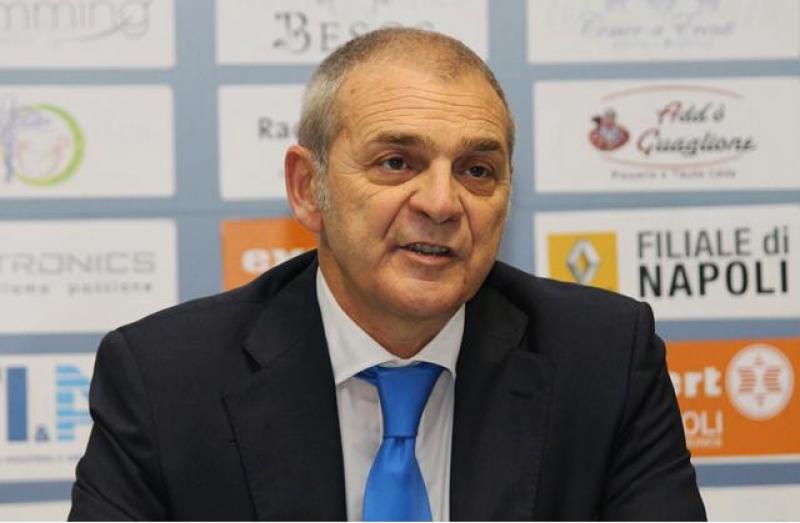 RICEVIAMO E PUBBLICHIAMO  :Basket, Napoli: Basket, Napoli: coach Bianchi a…