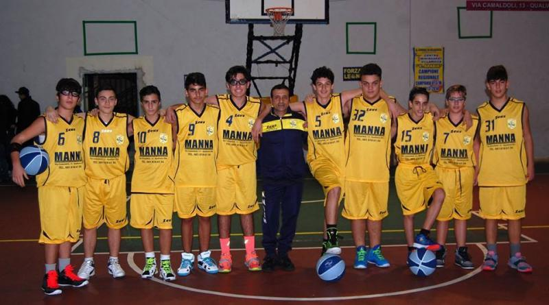 Squadre di basket giovanili: CMB VILLARICCA UNDER 14