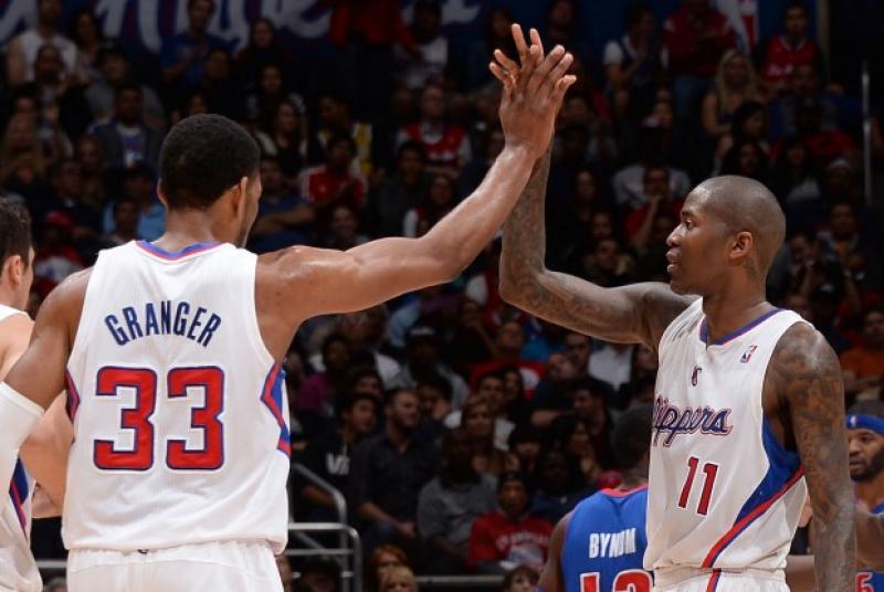 basket nba InicioBaloncestoColumnaJugadas  Jamal Crawford y Danny Granger…