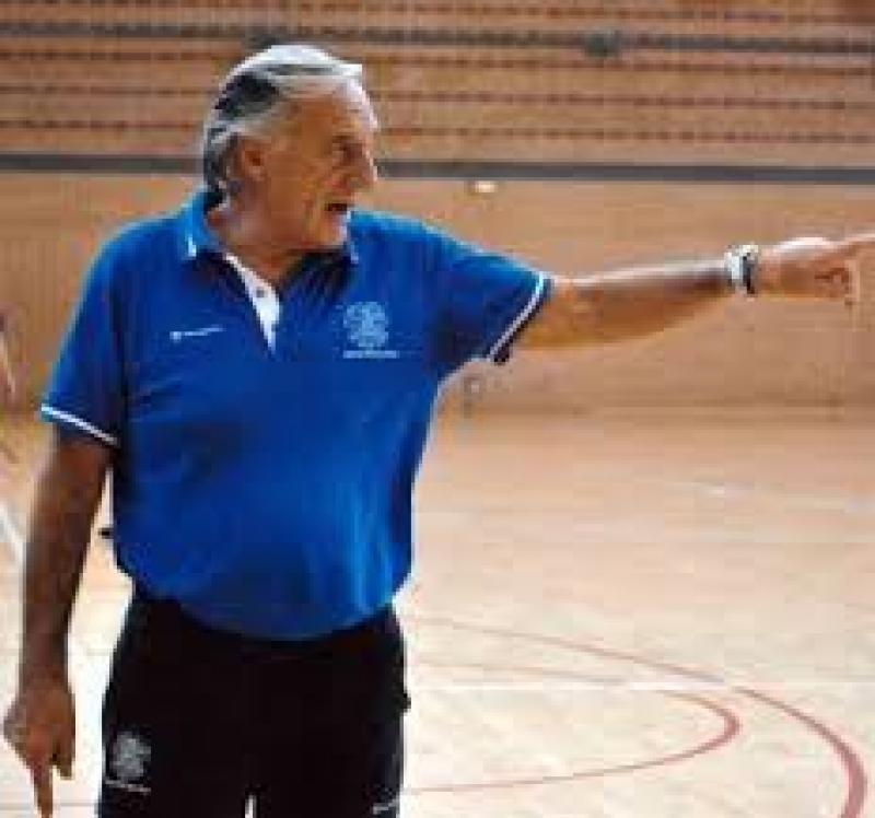 Minibasket a Napoli  prof. Mondoni