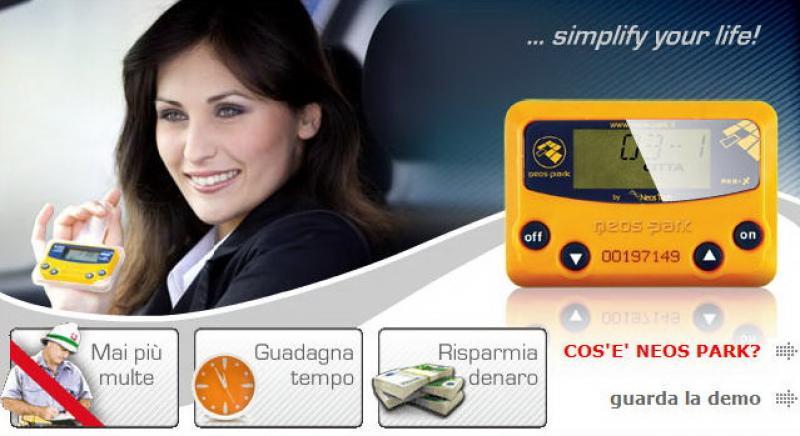 Schede parcheggio elettroniche a Napoli
