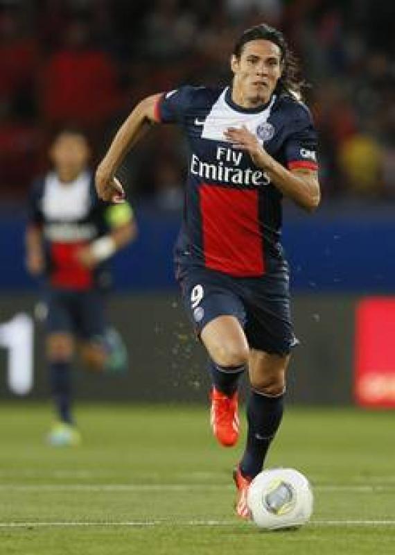 Ligue: primo successo del Psg Cavani e Lavezzi in gol per battere il Nantes