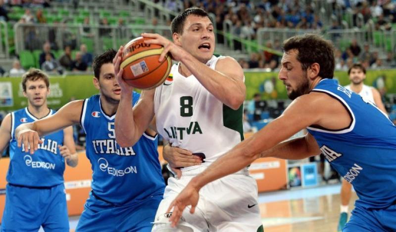 2       Basket, Europei: Italia ko con la Lituania, ora i Mondiali da…