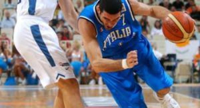 Basket: Acropoli, Grecia-Italia 79-65 Il ct Pianigiani, oggettivamente di più…