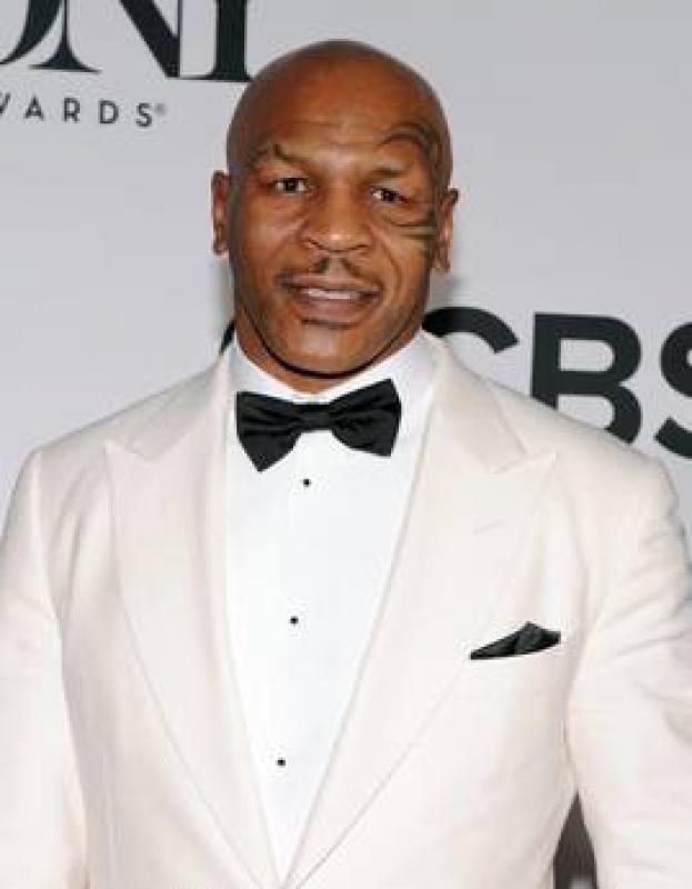 1 di 1precedentesuccessiva Mike Tyson torna al pugilato