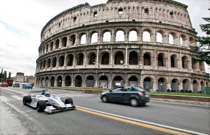 Roma fuori dal calendario del primo campionato Formula E