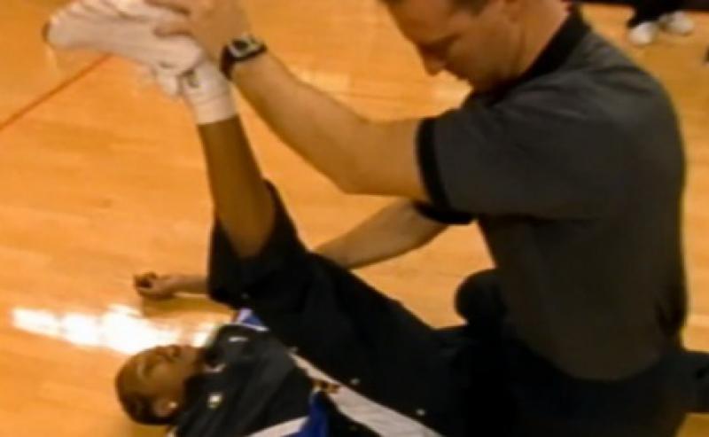 Stretching nel Basket: è utile? Quando e quanto?