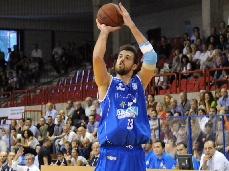 Azzurro Napoli ingaggia David Brkic per la stagione Basket 2013