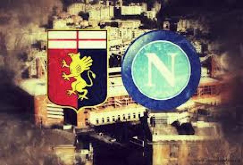 Calcio, diretta on line Genoa-Napoli (anticipo 6^ giornata Serie A Tim…