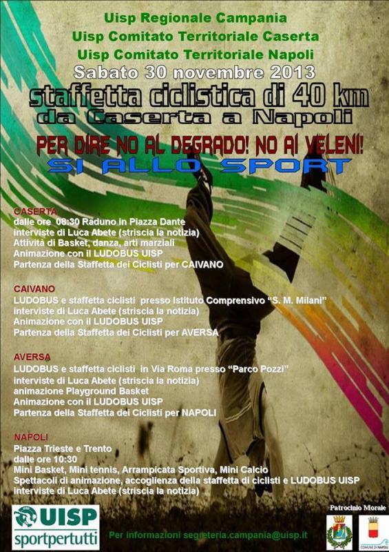 Evento del 30 novembre