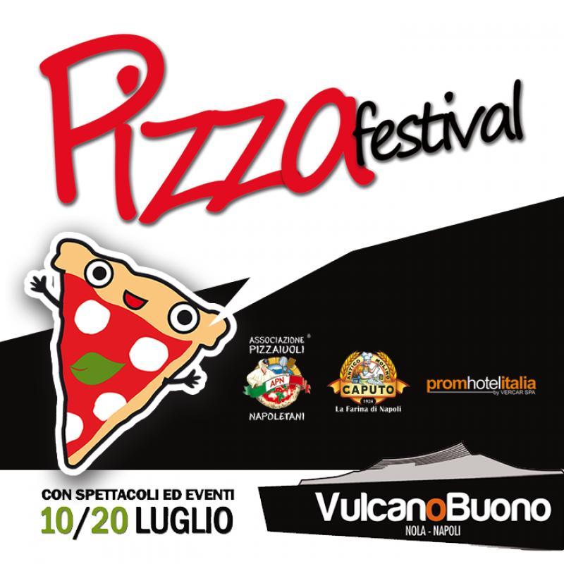 PROGRAMMA Pizzafestival  al centro commerciale VULCANO BUONO di Nola. LA…