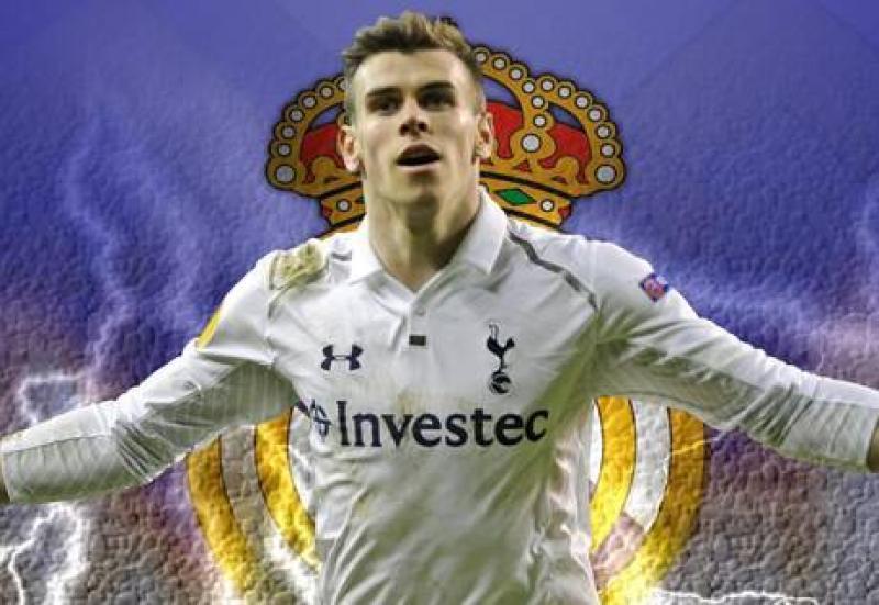 Gareth Bale al Real Madrid per 99 milioni